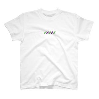枝豆エダエダ T-shirts