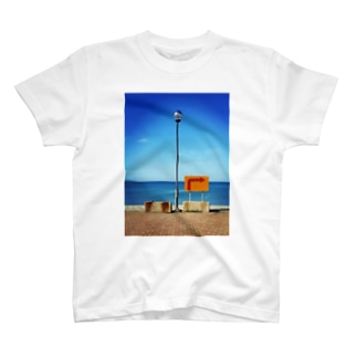 island Tshirt -Branch point- T-shirts