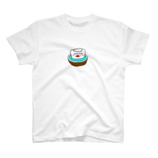 mahalo𓇼のトュースバスタイム T-shirts