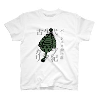 オパビニア T-shirts