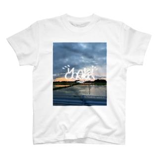 DELAWのYOAKE T-shirts