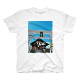 ホノルル出雲大社 T-shirts