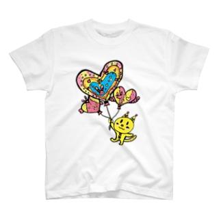 江戸川ベニのOMP2020 ネミーTシャツ T-shirts