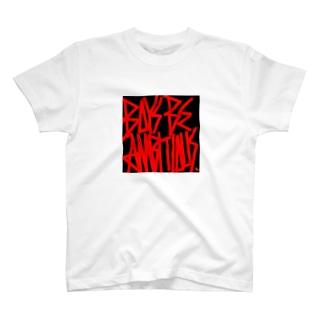 ぼーいずびーあんびしゃす T-shirts