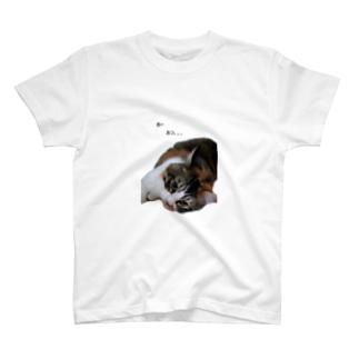 夏のネコ T-shirts