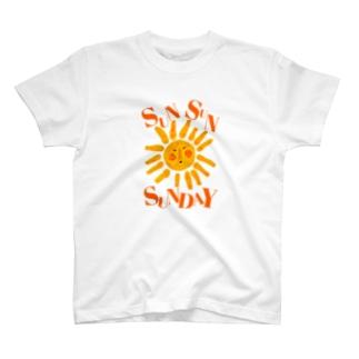 Sun!Sun!SUNDAY!! T-shirts
