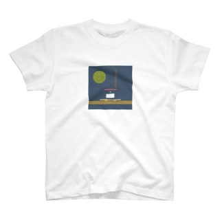 Osanpo-Nekoの寿司 T-shirts
