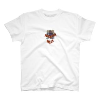 アメリカン人形 T-shirt T-shirts