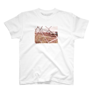 achahaluの貨物車両基地 T-shirts