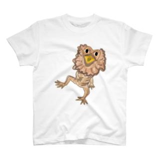 エリマキトカゲくん T-Shirt