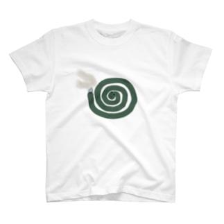 蚊取り線香先輩 T-Shirt