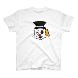 ピエロ T-shirts