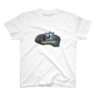 カミュ&ルーク T-shirts