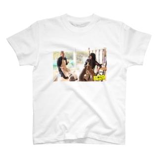 猫カフェT(シーズン1名場面) T-shirts