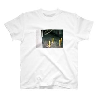 野良猫Tシャツ T-shirts