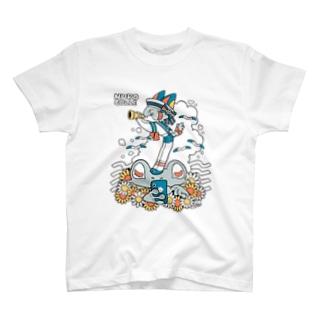セーラーヌコくんのTシャツ T-shirts
