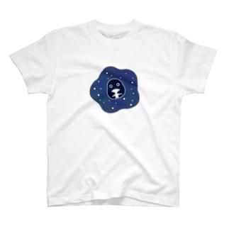 ペンギン(宇宙) T-shirts