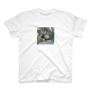 巨樹 T-shirts