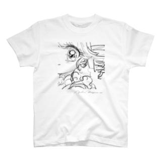 Croquis series no.01 T-shirts