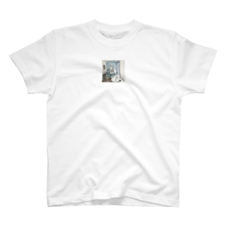 夏のバスルーム T-shirts