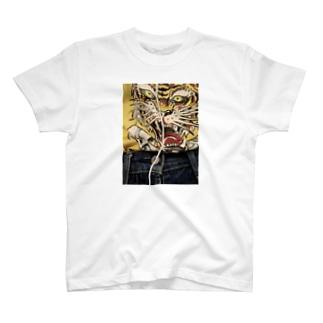 T SHIRT ON  T-shirts