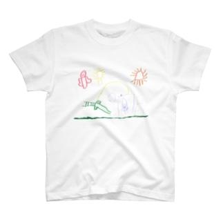 こうえんにいきたい T-shirts