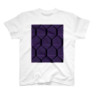 甲羅 T-shirts