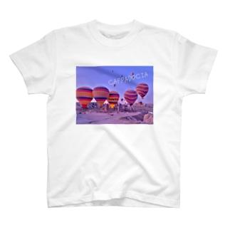 Cappadocia T-shirts