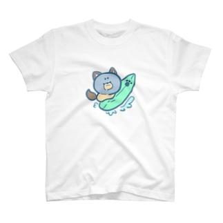 しぶけんさーふ T-shirts