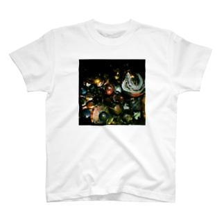 ビードロちゃん T-shirts