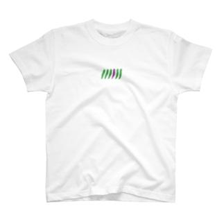 オクラ T-shirts
