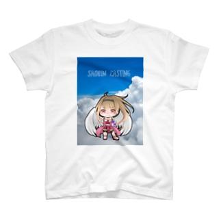 翼を授かったら無敵 T-shirts