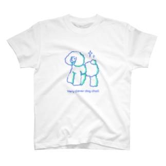 クレバードッグシャルくん T-shirts