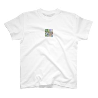 抽象画 T-shirts