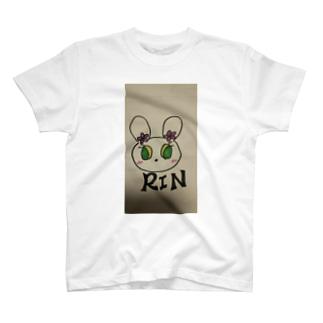 534388-568のりんちゃん T-shirts