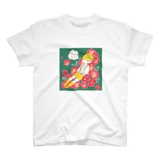 すりーぴんぐ T-Shirt