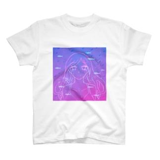 回遊魚の憂鬱 T-shirts