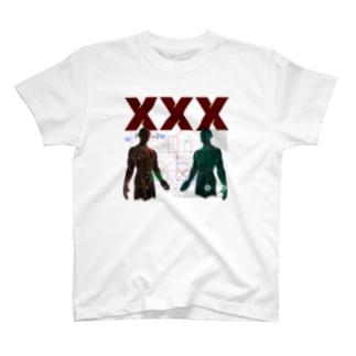人体美 XXX T-shirts
