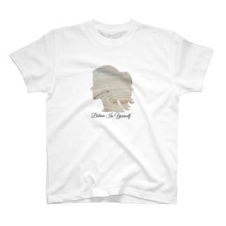 WOOD-BEARのシンプルな木目 T-shirts