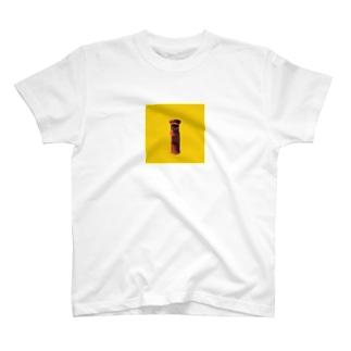 まるいゆうびんぽすと T-shirts