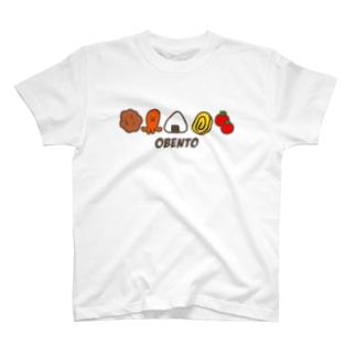 お弁当 T-shirts