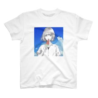 氷菓ちゃん T-shirts