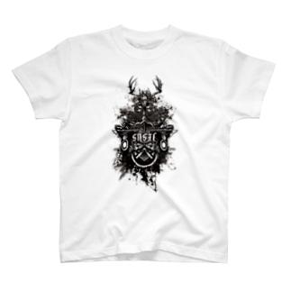 NEGA_JESUS T-shirts