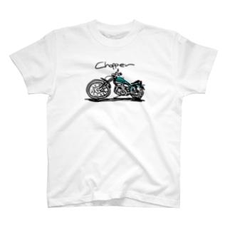 チョッパー② T-shirts