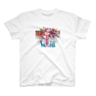 醒めない夢 T-shirts