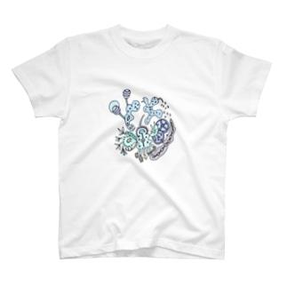 フル T-shirts