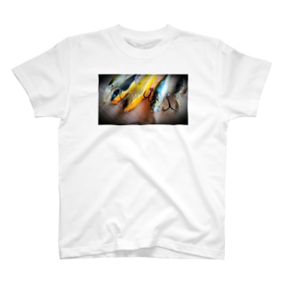 Fishing-Tシャツ T-shirts