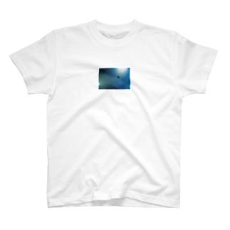 シーシャ屋さんの天井Tシャツ T-shirts
