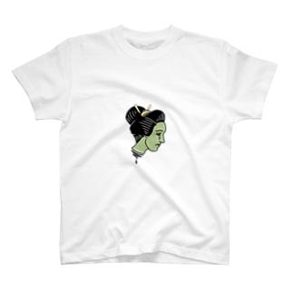 芸妓 T-shirts