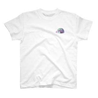 土下座カエル T-shirts